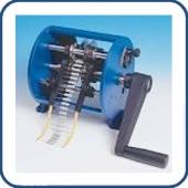 Coupe composants axiaux